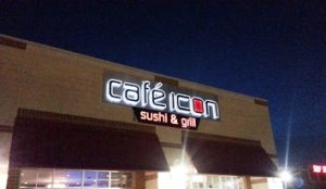 Commercial Building Signs lighted sign 300x174