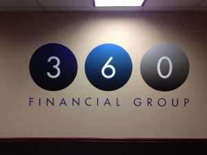 DFW Wall Murals lobby sign 1 300x225