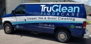 Southlake Vinyl Printing Vehicle Wrap Tru Clean 300x146