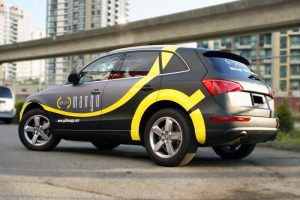 Irving Car Wraps Mango vehicle car Wrap 300x200