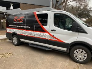 Irving Commercial Vehicle Wraps- Get Your Business Noticed! IMG 3712 300x225